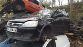 Vauxhall Corsa 2005 1248cc 1.3 Diesel - Wheel Bolt - Breaking For Spares Also