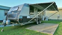 SUPREME EXECUTIVE CARAVAN!! AS NEW!!! SAVE$$$$$$$$ Maroochydore Maroochydore Area Preview