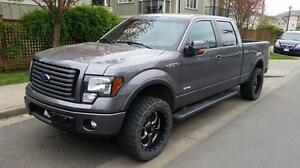 2012 Ford EcoBoost F-150 FX4 SuperCrew Pickup Truck