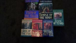 Terry Goodkind science fiction book special