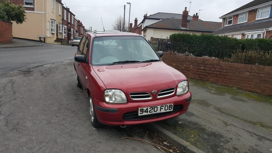 1998 nissan micra gx in stourbridge west midlands gumtree. Black Bedroom Furniture Sets. Home Design Ideas