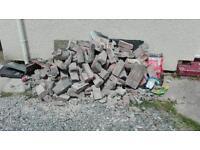 Free bricks/hardcore