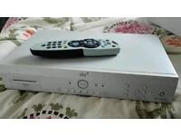 Sky+ box and remote
