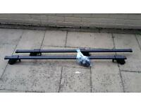 MG ZT-T / Rover 75 lockable roof bars