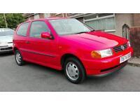 Volkswagen polo 1ltr new mot