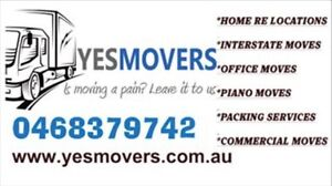 YES MOVERS MELBOURNE CHEAPEST & PROFESSIONAL REMOVALIST Malvern Stonnington Area Preview