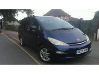 2005 Toyota Previa 2.0 d-4d T3 7 seater MPV full leather low mileage