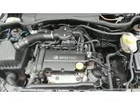 Fast sale Vauxall Corsa 1.2