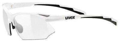 Uvex sportstyle 802 vario Radsportbrille - white