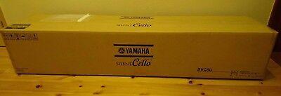 Nuevo YAMAHA Silencioso Cello SVC50 Acoustic-Body Eléctrico Auriculares Hecho En