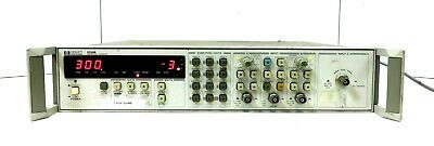 Hp 5334b Universal Counter Good Working .