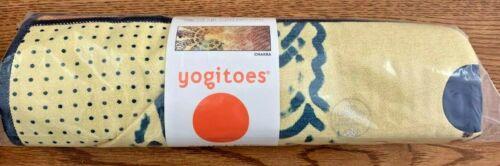 "Manduka Yogitoes Chakra Hot Yoga Mat Towel, Non-Slip and Quick Dry, 26.5"" x 72"""