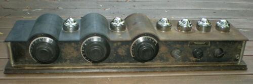 1926 Neutrowound Tube radio