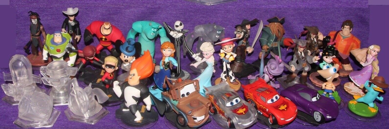 DIsney Infinity 1.0 ORIGINALS You Pick your Figures Free Ship Buy 4 get 1 Free