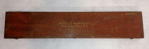 Brown & Sharpe Inside Micrometer