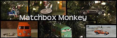 Matchbox Monkey Ornaments Keychains
