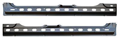 Inner Rocker Panel fits 02-09 Dodge Ram 1500 2500 3500 Quad Cab - PAIR