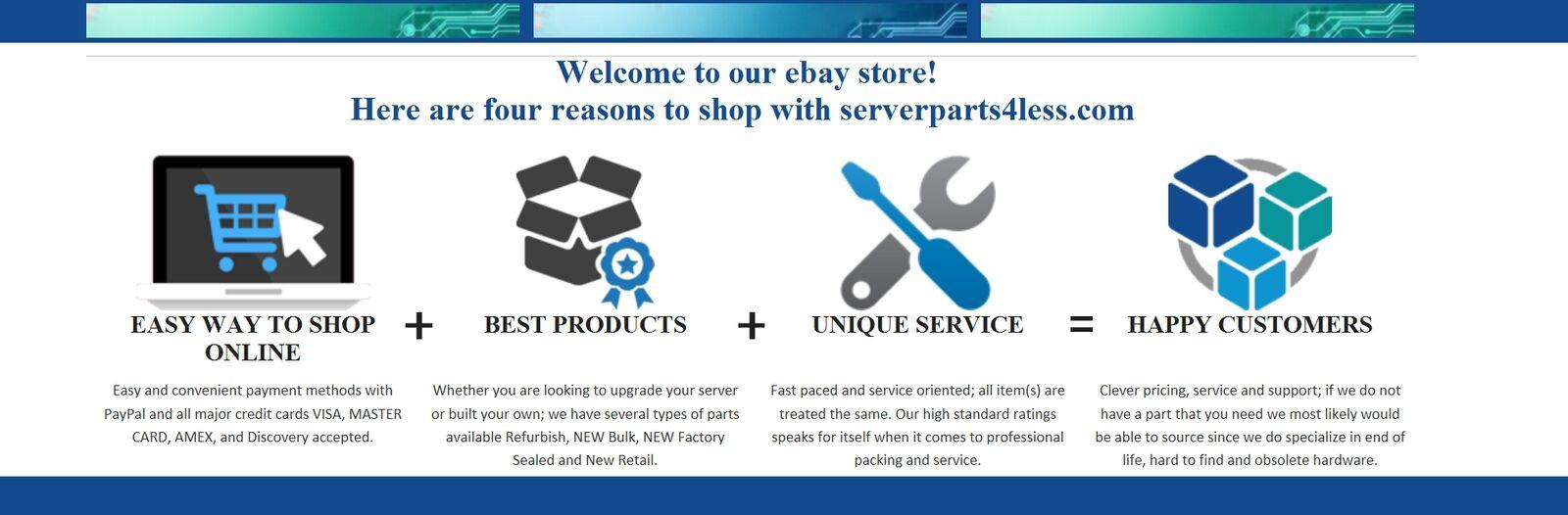 SERVERPARTS4LESS
