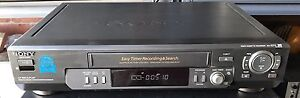 Sony 6 Head Hi-Fi VCR VHS Player Video Cassette Recorder Stanhope Gardens Blacktown Area Preview