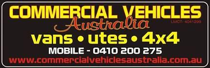 Commercial Vehicles Australia
