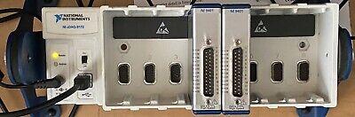 National Instruments Ni Cdaq-9172 Usb Compactdaq Chassis 8-slot Or Ni 9401 8ch