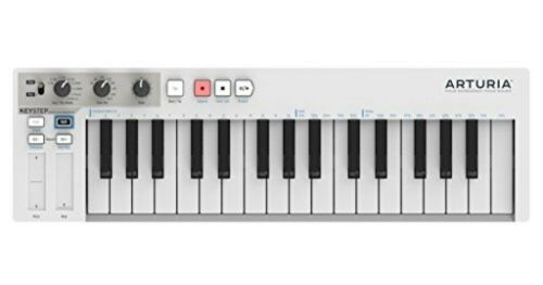 ARTURIA Sequencer function equipped keyboard controller KEYSTEP