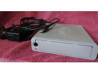 LaCie 300 GB external drive