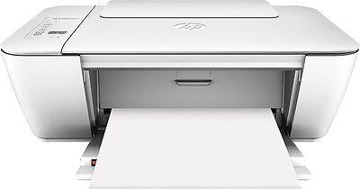 HP DeskJet 2549 Wireless All-in-One Printer Copier Scanner  - White