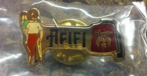 AFIFI Shriner pin