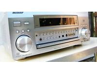 Pioneer VSX-AX5i SUPER AMP AV-receiver + Remote Control