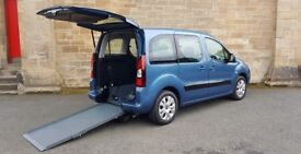 2013 Citreon berlingo 1.6 +hdi diesel ⭐ wheelchair access vehicle disabled ⭐ FREE DELIVERY