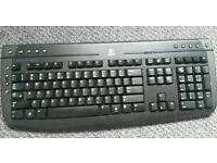 Logitech wireless keyboard 2.4 ghzadvanced