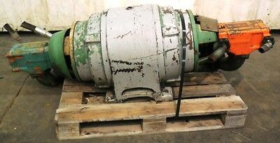 Us Electrical Motors 100hp 460 V Motor Rpm 1180 Vickers Pump 4535v6030