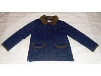 Mini Boden Girl's Quilted Jacket