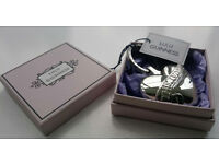 Lulu Guiness Keyring Limited Edition Heart - The Ivors