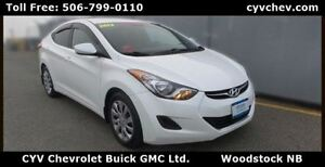 2013 Hyundai Elantra GL Automatic - Heated Seats