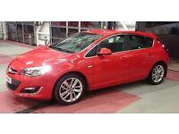 2013 Vauxhall Astra 1.7 CDTI 130bhp Diesel SRi (not golf, focus, a3, peugeot, citroen)