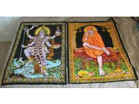 Beautiful Fairtrade Indian Tapestries