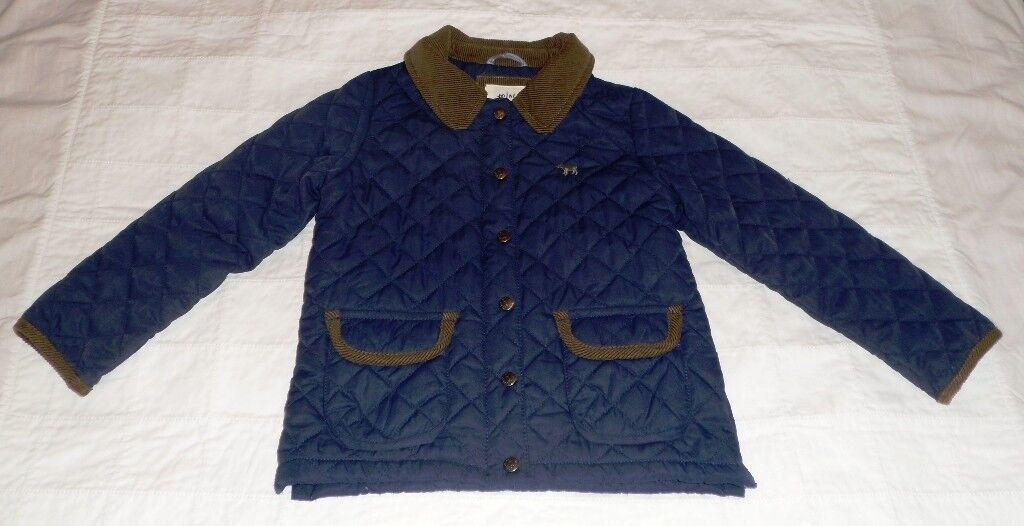 Mini Boden Girl S Quilted Jacket Age 5 6 In Kingswood Bristol