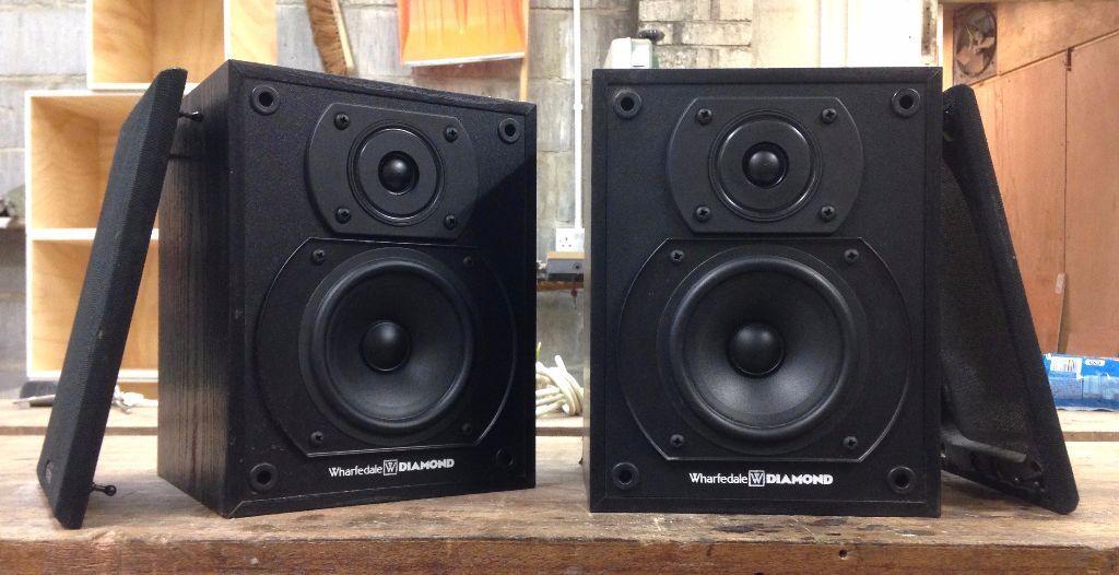 Monitoras para audiolab 8000s $_86