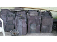 Victorian Welsh Roofing Slates