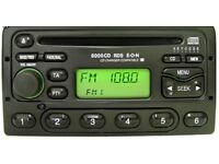 Ford radio 6000cd with code