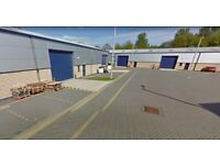Large Warehouse To Let 2000 sq. ft modern industrial unit workshop immediately available
