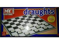 Draught game