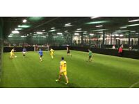 5-a-side football players wanted Sunday evenings