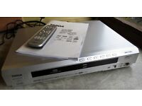 DVD Recorder - Hard Disk Recorder, Targa DRH-5100x Complete And Fully Working, £39.99