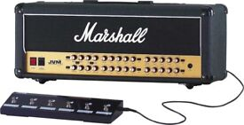 BRAND NEW Marshall JVM 410H Valve Head 100W 4 channel AMP