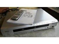 Hard Disk DVD Recorder, Targa DRH-5100x Complete And Fully Working £29.99