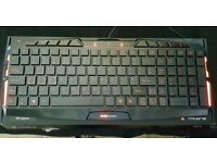 Mars Gaming MK0 Gaming Keyboard BRAND NEW