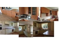 kitchen respray Look of a new kitchen from £550